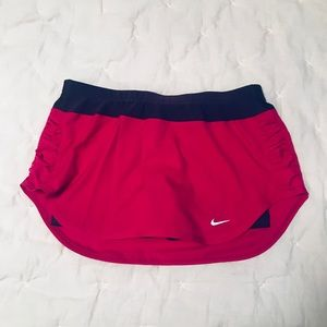 Nike Drifit Running Skirt